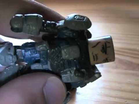 Minimates Halo 3 Minimates Halo Wave 3 Carter