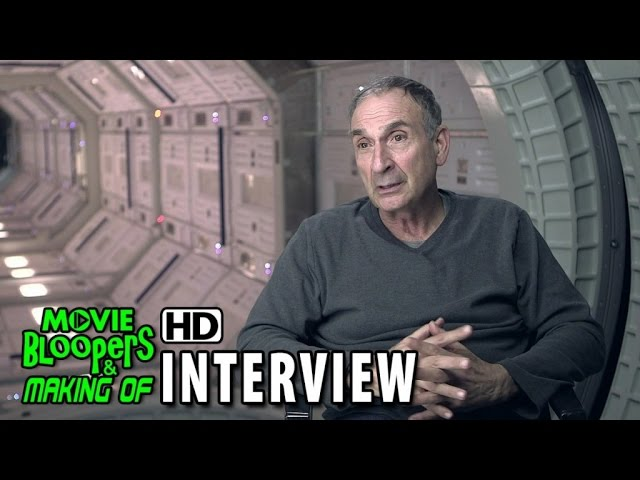 The Martian (2015) Behind the Scenes Movie Interview - Arthur Max 'Production Designer'