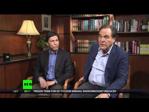 [72] End of the World? Oliver Stone on Obama's Empire, Big Brother's Creepiest Toys