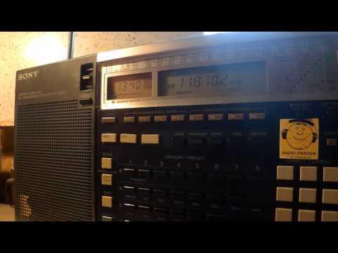 06 04 2016 Radio Veritas Asia, music, instead of Zomi Chin to SoAs 1340 on 11870 Palauig Zambales
