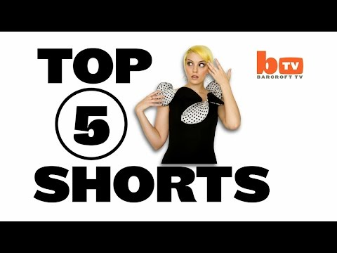 Top5Shorts: Swimming With A Polar Bear, Lightning Mum And Possibly The World's Largest Turban?