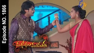 Manasu Mamata | 14th January 2017| Full Episode No 1866| ETV Telugu