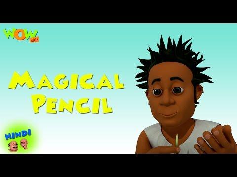 Magical Pencil - Motu Patlu in Hindi WITH ENGLISH, SPANISH & FRENCH SUBTITLES thumbnail