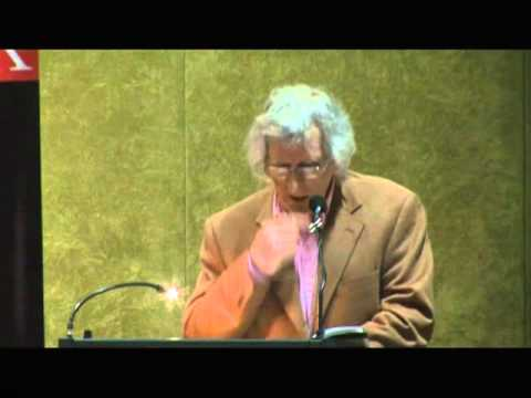 Robert Adamson reads his work at the 2010 NSW Parliament Soire (part 2)
