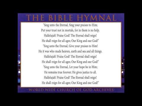 Hymnal - Hallelujah Praise God