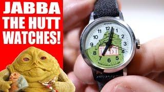 Jabba the Hutt Watches!