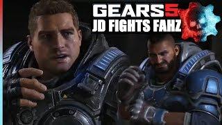Gears 5 - Fahz Fights JD Fenix (Gears 5 Official Campaign Cutscene) 1080p