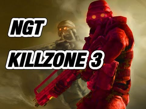 Killzone 3 Beta Classes, The Tactician | Multiplayer Gameplay on Playstation 3