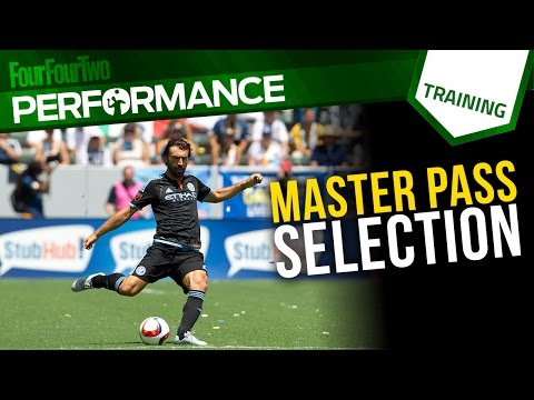 Master pass selection | Pro Tips from Gus Poyet