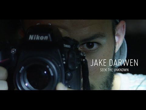 FLYING STRANGERS: JAKE DARWEN - SEEK THE UNKNOWN