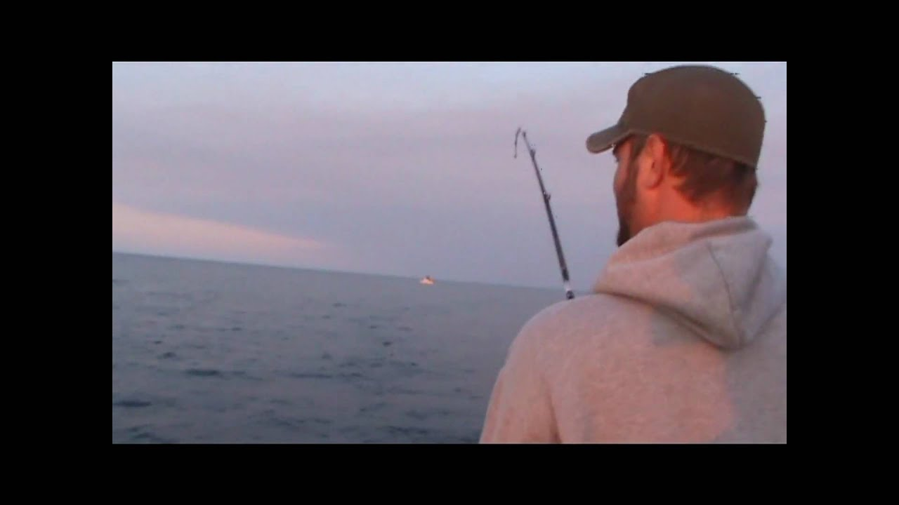 Kewaunee king salmon and rainbow trout may 18 youtube for Kewaunee fishing report