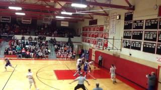Glens Falls vs Amsterdam High School Basketball