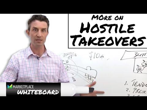 Hostile takeovers