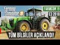 Farming Simulator 19 - Tüm Bilgiler, Çıkış Tarihi, Ön Sipariş, Yine Heyecan...