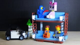 Lego 70818 Movie Double Decker Couch Review