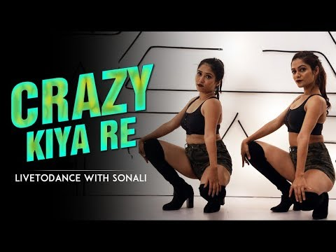 Crazy Kiya Re - Bollywood Dance | Dhoom 2 | Hrithik Roshan | Aishwarya Rai | LiveToDance with Sonali