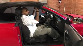 Audi A3 Cabriolet How To Manually Close Convertible Roof