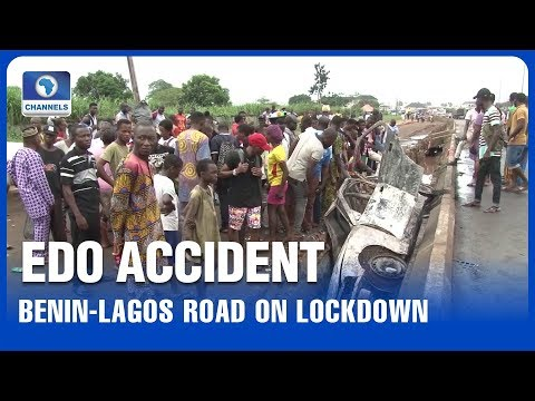 Four Dead As Uselu Youths Lock Down Benin-Lagos Road