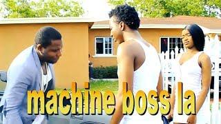 machine boss la   Johnley , Wismaille Beauty , Prince Zoemimi