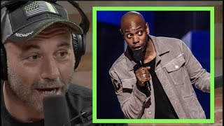 Joe Rogan on What It's Like to Tour with Dave Chappelle