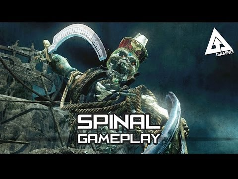 Killer Instinct Spinal Gameplay (Xbox One)