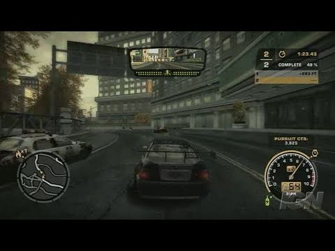 Need for Speed Most Wanted Xbox 360 Review - Video Review