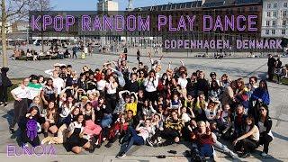 KPOP RANDOM PLAY DANCE in COPENHAGEN, DENMARK   Hosted by EUNOIA DANCE CREW