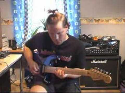 Jerry Donahue Stratocaster Demo by Forsman