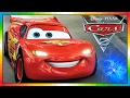 Cars 2 - FRAN�AIS - Quatre Roues 2 - Les Bagnoles 2 - McQueen - McMissile - the cars part 2 (Game)