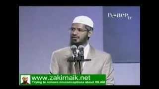 Zakir Naik Q&A-100  |   Zakir Naik about Sania Mirza Issue (Indian tennis star)