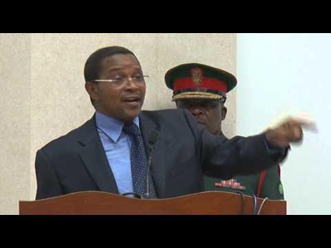 RAIS KIKWETE AZUNGUMZA NA WAJUMBE WA BARAZA LA VYAMA VYA SIASA TANZANIA 06 FEB 2014