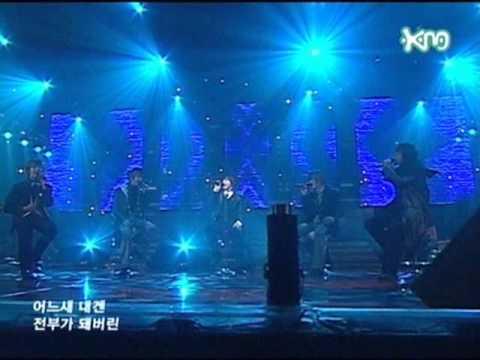 051209 SS501 Comeback Stage - My Girl + Snow Prince