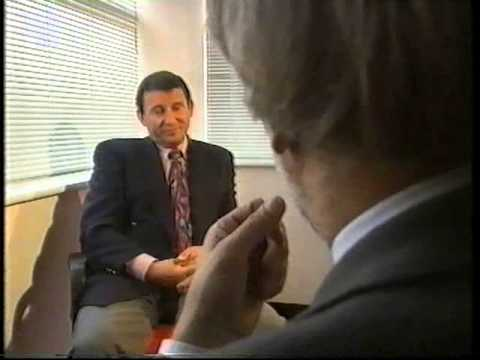 Greg Dyke Documentary On England Manager Job (1996)