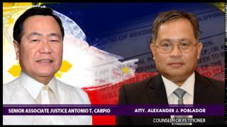 Poe-Llamanzares Vs. Comelec 2nd Oral Arguments G.R. No. 221697 - Jan. 26, 2016