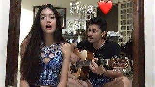 download musica Fica ❤️ Anavitoria feat Matheus e kauan Cover Vitória e Victor Hugo