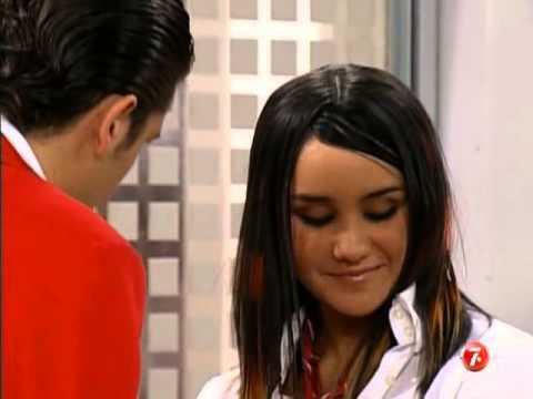 Diego se pone celoso que Roberta tiene una cita con Facundo