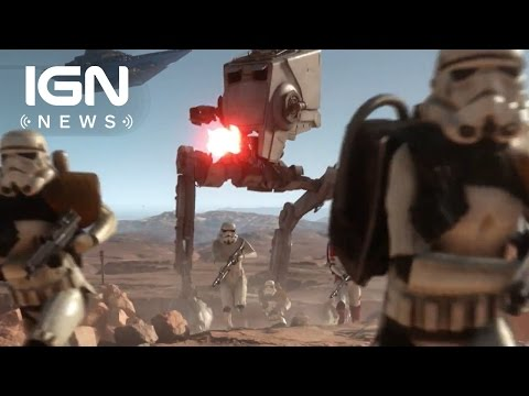 You Could Be Playing Star Wars Battlefront Early - IGN News