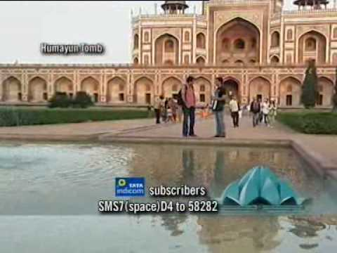 Humayun's Tomb is known as the first example of the monumental scale that would characterize subsequent Mughal imperial architecture. The tomb sits at the ce...