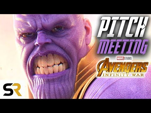 Avengers: Infinity War Pitch Meeting