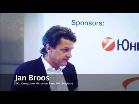 Auto Retail in Europe - case study by Jan Broos, Groep Jam Mercedes Benz NV