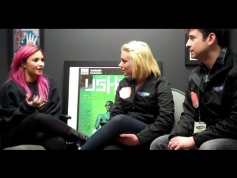 Adam and Corinne Interview Demi Lovato