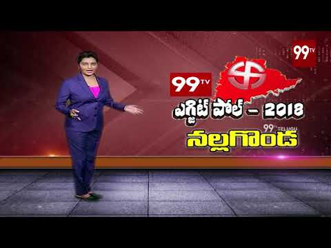 Telangana Assembly Election Exit Polls 2018 | TELANGANA ELECTION RESULTS 2018 | 99Tv Telugu