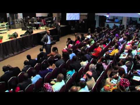 Pastor Paul  Adefarasin - GET READY FOR A SHIFT