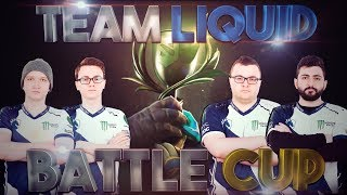 Team Liquid on Battle Cup - Miracle- trying NEW Heros for The International 8 Dota 2