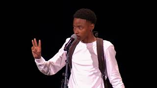 2018 Youth Speaks Teen Poetry Slam | Ronald Vinson