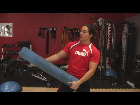 Foam Rolling: HOW and WHY You Should Use a Foam Roller