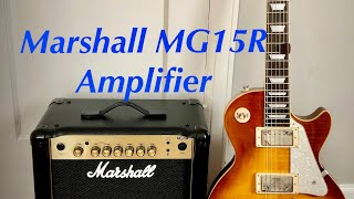 Marshall Amp Review