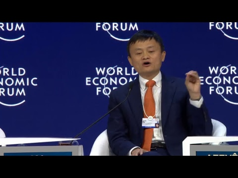 Jack Ma: eCommerce Is Changing the Way We Do Business