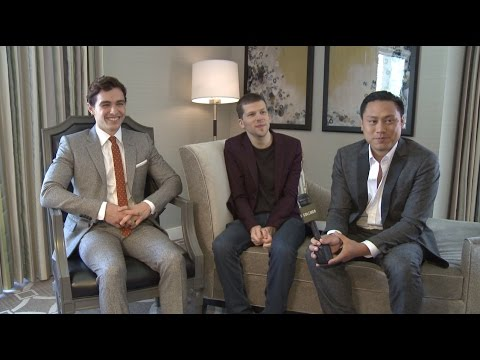 'Now You See Me 2': Dave Franco, Jesse Eisenberg, And Jon M. Chu On Their New Tricks