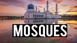 TOP 5 MOST BEAUTIFUL MOSQUES IN THE WORLD
